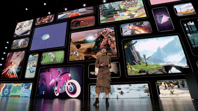 Apple Arcade: новый игровой сервис Apple