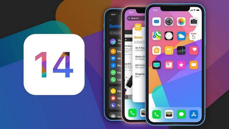 В iOS 14 мощно обновятся обои
