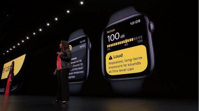 Apple выпустила watchOS 6.