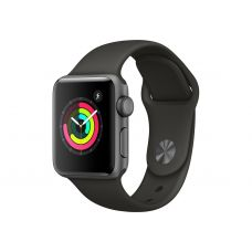 Apple Watch Series 3, 38 мм, корпус из алюминия цв…