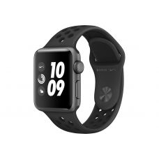 Apple Watch Nike+ Series 3, 38 мм, корпус из алюми…