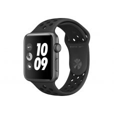 Apple Watch Nike+ Series 3, 42 мм, корпус из алюми…