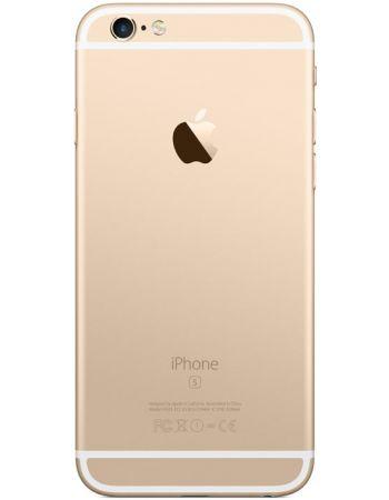 iPhone 6s 128 ГБ Золотой задняя крышка