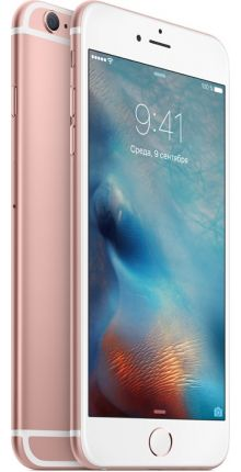 Apple iPhone 6s 64 ГБ Розовый