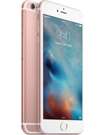 iPhone 6s 64 ГБ Розовый