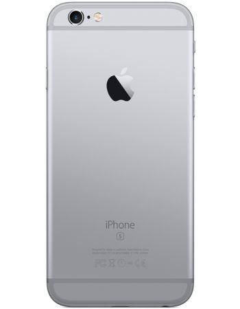 iPhone 6s 128 ГБ Серый космос задняя крышка