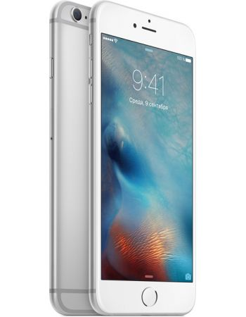 iPhone 6s Plus 128 ГБ Серебристый