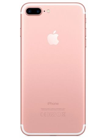 iPhone 7 Plus 128 ГБ Розовый задняя крышка