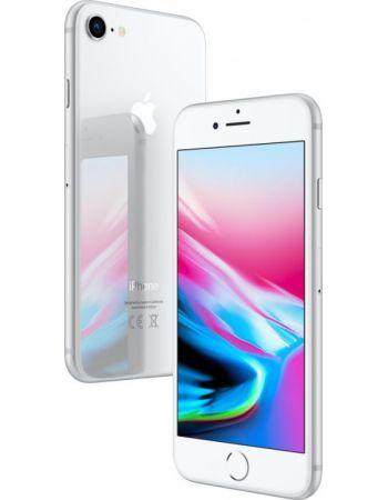 iPhone 8 256 ГБ Серебристый задняя крышка и дисплей