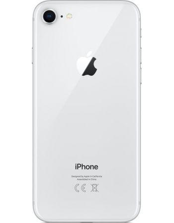 iPhone 8 256 ГБ Серебристый задняя крышка