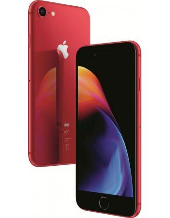 iPhone 8 64 ГБ Красный задняя крышка и дисплей
