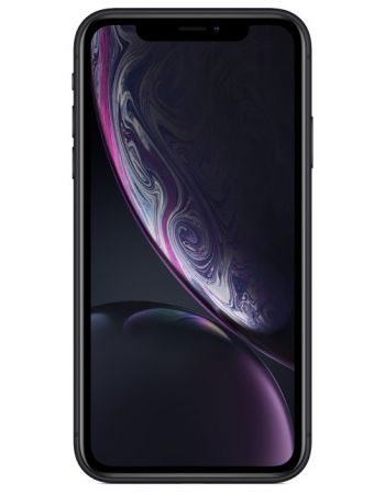 iPhone XR 256 ГБ черный