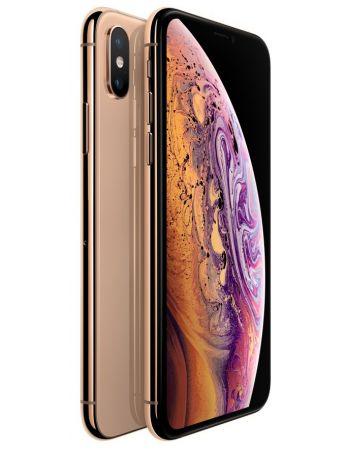 iPhone XS 256 ГБ золотой дисплей и задняя крышка с камерой