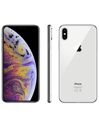 iPhone XS Max 256 ГБ серебристый задняя крышка ободок и дисплей