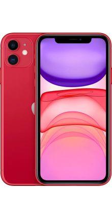 Apple iPhone 11 256 ГБ Красный