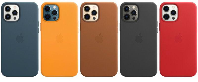 Apple представила летнюю коллекцию защитных кейсов для iPhone 12