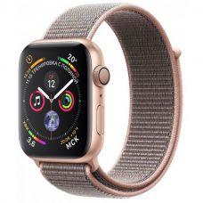 Apple Watch Series 4, 40 мм, корпус из золотистого…